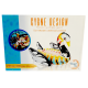 Cisne Multicolor Flotador gigante para piscina