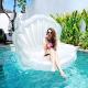 Galleggiante gigante piscina Conchiglia