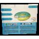 Donut Blu galleggiante gonfiabile piscina