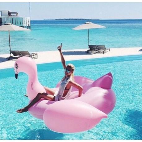 Light Pink Flamingo giant inflatable Pool Float