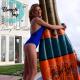Flotador gigande para piscina de Botella de Champaña