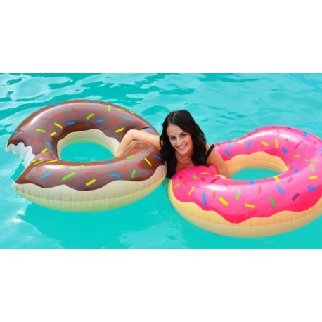 Set of Donut inflatable floats